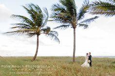 Swept away at Sea Ranch Lakes Beach Club, photo by Palm Beach Photography, Inc.