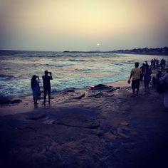 #kanayakymari #tamilnadu #india #southindia  #surindia #pueblodecosta #sunset #atardecer