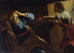 St. Peter by Honthorst - Gerard van Honthorst - Wikipedia