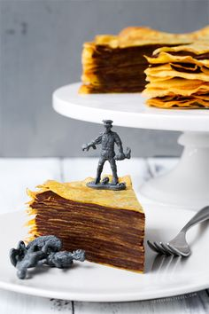 November Kitchen Challenge Results: Crêpe Cake