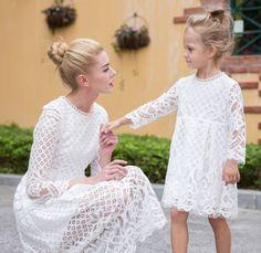 Платья для мамы и дочки - http://ali.pub/89ukd