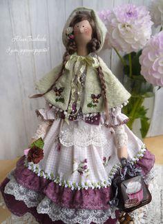 тильда, кукла тильда, тильда ангел, тильда фея, подарок на день рождения, интерьерная кукла, кукла, бохо, тильда бохо, бохо тильда, винтаж, Юлия Голованова, Ярмарка мастеров
