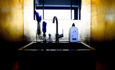 Volkshotel - Special Room Soixante Neuf - Interior Design - Rosa Winkel - Gold -