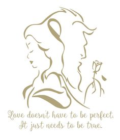 Beauty and the Beast Belle 22 Wide x 31 by HorseFeathersDecals
