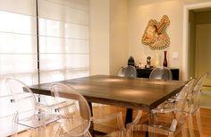 Apartamento Rick Bonadio (Foto: Fabiana Stig e Claudia Pompeu / Divulgação)  proyecto por el arquitecto Marcia Brunello.