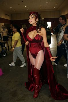 Scarlet Witch MegaCon 2012