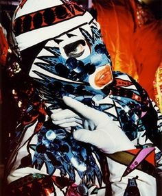 Leigh Bowery in his East London flat Sept. Kevin Davies, Michael Alig, Art Disco, Amanda Lepore, Leigh Bowery, Blitz Kids, Exquisite Corpse, Stranger Things Steve, Club Kids