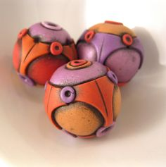 violet apricot cinnamon circus by artybecca