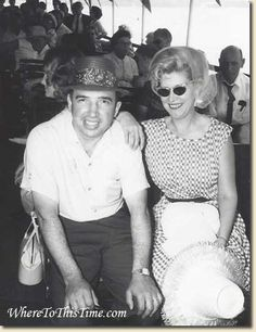 Flashback Friday from WhereToThisTime My parents were there in 1963, my husband and I were there in 2000.