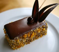 Chocolate Praline Mousse Cakes - Great British Chefs