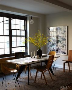 Tamzin Greenhill New York Apartment - Interior Designer Tamzin Greenhill Home - ELLE DECOR