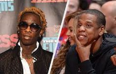Young Thug Says He Would Never Buy a Jay Z Album Because He's Too Old. | RIDDIM DON MAGAZINE