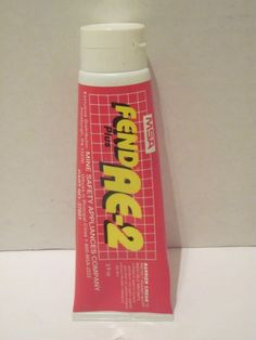MSA FEND AE-2 Plus Barrier Cream Protect Against Water Insoluble Irritants 37661 #MineSafetyAppliances