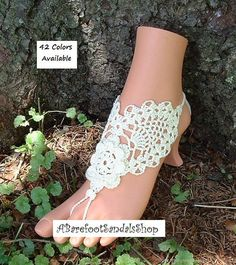 Ancient LACE Up Sandals Shoes Roman Barefoot Sandals Ivory Lace Shoes Women Foot Wear Bohemian Sandals Bridesmaid Gift Beach Wedding Sized Barefoot Sandals Beach Crochet Barefoot Sandals Wedding Foot Jewelry Beach Ankle Jewelry Her Gift - Yo Footless Sandals, Lace Up Sandals, Bare Foot Sandals, Lace Shoes, Roman Sandals, Flower Shoes, Barefoot Sandals Wedding, Crochet Barefoot Sandals, Barefoot Beach