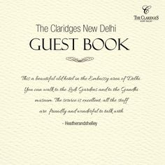 A lovely review by a lovely guest! http://bit.ly/1FkYe3s