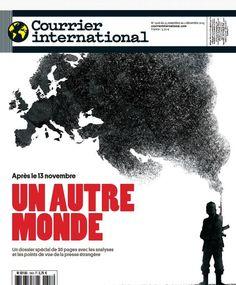 Courrier international 1308 - 25 novembre 2015