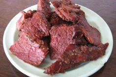 Make Your Own Pipi Kaula, Hawaiian-style Beef Jerky