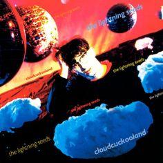 Cloudcuckooland: The Lightning Seeds Cloudcuckooland US CD album Music Love, Music Is Life, My Music, Free Internet Radio, Music Search, Top Albums, Britpop, Cd Album, Debut Album