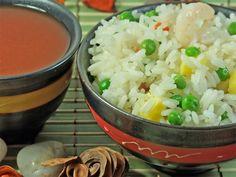 Pregateste mancare de orez cu carne pentru a te bucura de proprietatile nutritionale ale orezului si de un gust delicios. Vezi aici reteta.