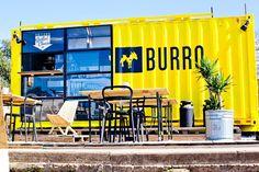 Burro Food Trailer - Austin, TX