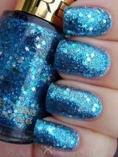 Revlon Blue Mosaic