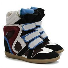 Isabel Marant Sneakers Bekett Blue Tongue