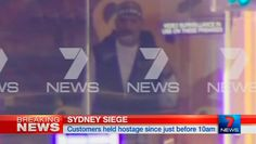 REUTERS 12/15/14 Hostage taking in Sydney cafe sparks fears of Islamist-linked attack.  Five hostages managed to flee the cafe, hours after the gunman first holed himself up in the store and forced hostages to display an Islamic flag.