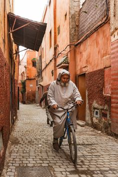 The Biker . Marrakech