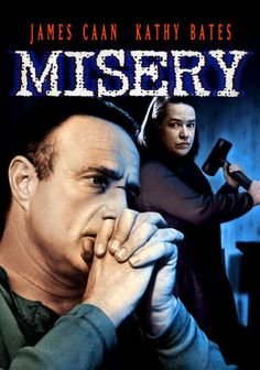 Misery - I mistakenly assumed that this movie was a widely accepted and popular cultural reference. Here's a tip: it's not. And when you bring it up people won't understand and as you explain it they will think you are creepy. I have experience.
