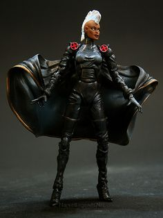 Marvel Legends Series 8 Storm // Pinned by: Marvelicious Toys - The Marvel Universe Toy & Collectibles Podcast [ m a r v e l i c i o u s t o y s . c o m ]