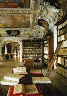 Magnificent library