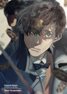 -focus change -blur effect around face/on background Fanart Harry Potter, Theme Harry Potter, Hogwarts, Expecto Patronum Harry Potter, Character Inspiration, Character Art, Kubo And The Two Strings, Pixiv Fantasia, Desenhos Harry Potter