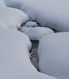 Snowy Creek - null