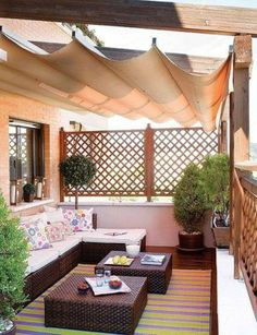 retractable pergola roof