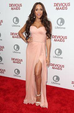 Dania Ramirez in pink