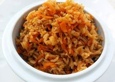 Spicy Carrot Vegan Fried Rice Recipe -  I think Spicy Carrot Vegan Fried Rice is a good dish to try in your home.