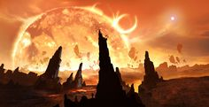 Red Giant Picture (big) by Layne Johnson LayneJohnson