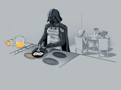 Darth Vader is a Great Dad - Dorkly Picture