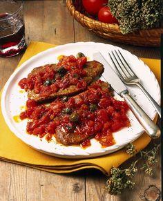 Scaloppine alla pizzaiola - Συνταγή
