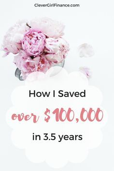 I'm delving more into my money story and sharing the details of how I was able to save over $100,000 all without earning a six figure salary in 3.5 years. The reason I share this post is to hopefully inspire and motivate someone out there to save because if I could do it, so can you. Here goes!