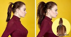9 Tricks That Will Help to Add Volume to Your Hair Hair Volume Spray, Hair To One Side, Voluminous Hair, Damp Hair Styles, Loose Hairstyles, Wet Hair, Blow Dry, Girls Dream, Beauty