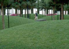 Martha Schwartz Partners (MSP) - Projects - Parks - Linearpark