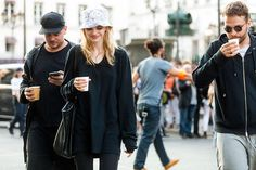 On the Street: Paris Haute Couture Week FW 15/16 – Day 1 - Of The Minute