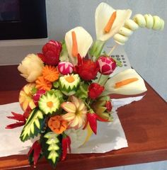 Fruit Carving - - Yahoo Image Search Results