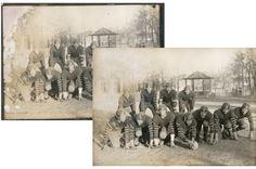 Foto ritocco a foto vecchie,rovinate, con strappi,macchie ecc. 2 Foto #fotoritocco #photoshop #restauro #fotografia #Ritocco