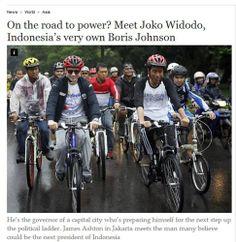Vemale.com - Sosok fenomenal Jokowi ternyata menarik perhatian media Inggris, Independent untuk meliputnya. Bagaimana kisahnya