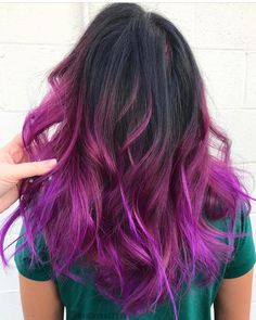 """9,440 Likes, 37 Comments - Pulp Riot Hair Color (@pulpriothair) on Instagram: """"@hairbykaseyoh from #bescenestudios is the artist... Pulp Riot is the paint."""""""