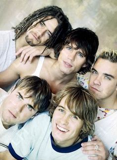 One of my fave Take That photos British Boys, Great British, Howard Donald, Jason Orange, Gavin And Stacey, Mark Owen, Gary Barlow, Robbie Williams, Song One