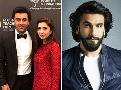 Ranveer Singh Reacts To Mahira Ranbir Controversy, pakistani celebrities, mahira khan, ranbir kapoor, mahira ranbir scandal, latest news, ranveer singh