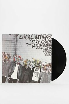Local Natives - Gorilla Manor - Urban Outfitters
